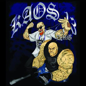 Kaos 13 - Street Warriors CD