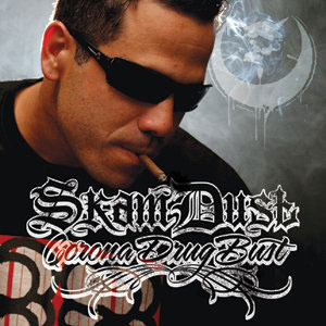 Skam Dust - Corona Drug Bust CD