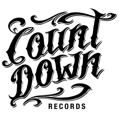 Countdown Records Retina Logo